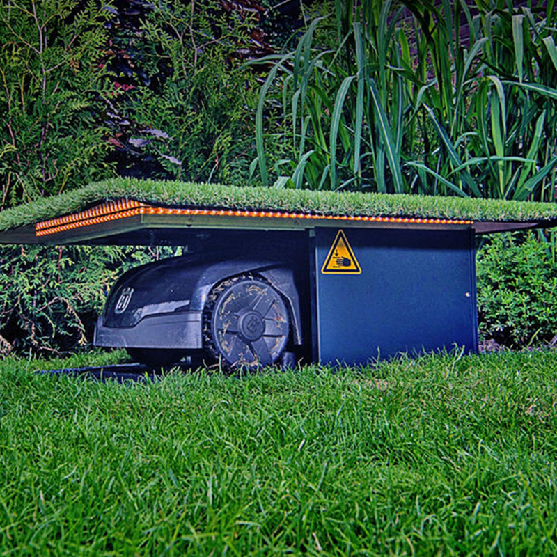Abris robot tondeuse souterrain XL