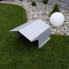 Robotic lawnmower shelter M - Aluminium protection