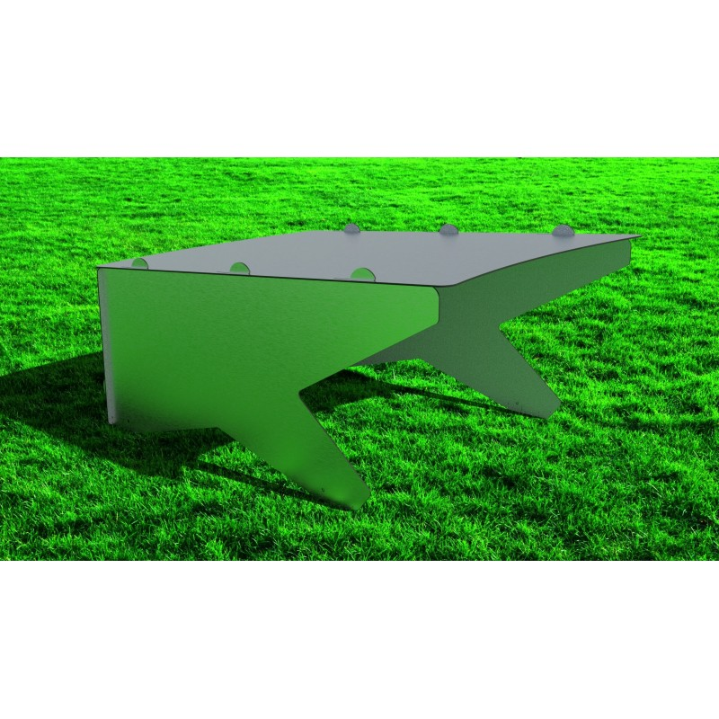 Robotic lawnmower shelter Compact Brilliant