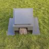 Robot mower shelter L