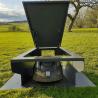 Robot mower shelter S